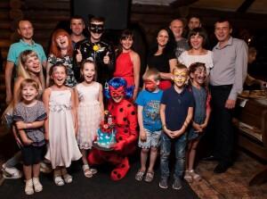 детская программа в Харькове