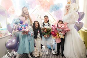 детский праздник Алиса в стране чудес