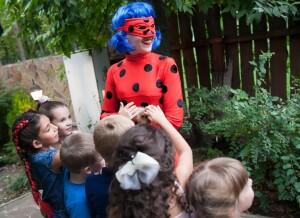 детский праздник Леди Баг