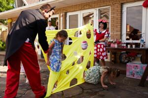 детский праздник  Микки Маус