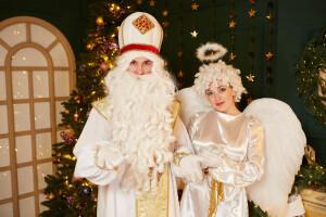 Святой Николай и Ангел Харьков