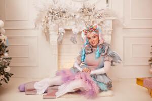единорожка на детский праздник Харьков